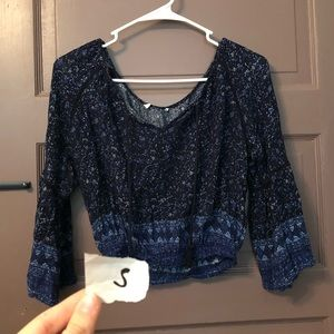 Tops - Long sleeve cute shirt